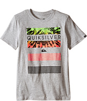Quiksilver Kids - Line Up Screen Print (Big Kids)