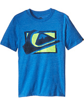 Quiksilver Kids - MW Spray Screen Print (Big Kids)
