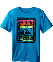 Quiksilver Kids - Wall Street Screen Print (Big Kids)