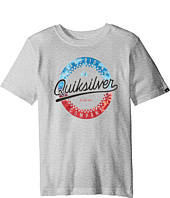 Quiksilver Kids - Iced Donut Screen Print (Big Kids)