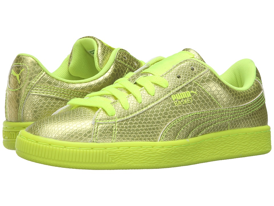 PUMA Basket Future Minimal (Safety Yellow) Women