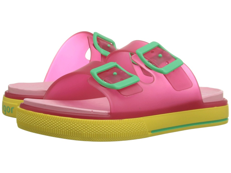 Igor Maui Toddler/Little Kid/Big Kid Transparent Fuchsia Girls Shoes