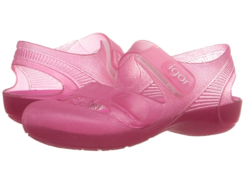 Igor Bondi Infant/Toddler/Little Kid Fuchsia Girls Shoes