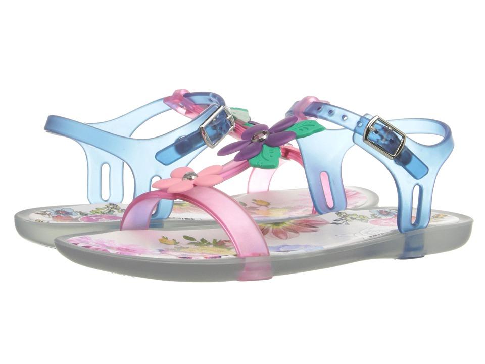 Igor Tricia Primavera Toddler/Little Kid/Big Kid Transparent Pink Girls Shoes