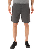 John Varvatos Star U.S.A. - Triple Needle Shorts w/ Patch and Flap Pockets S131S1B