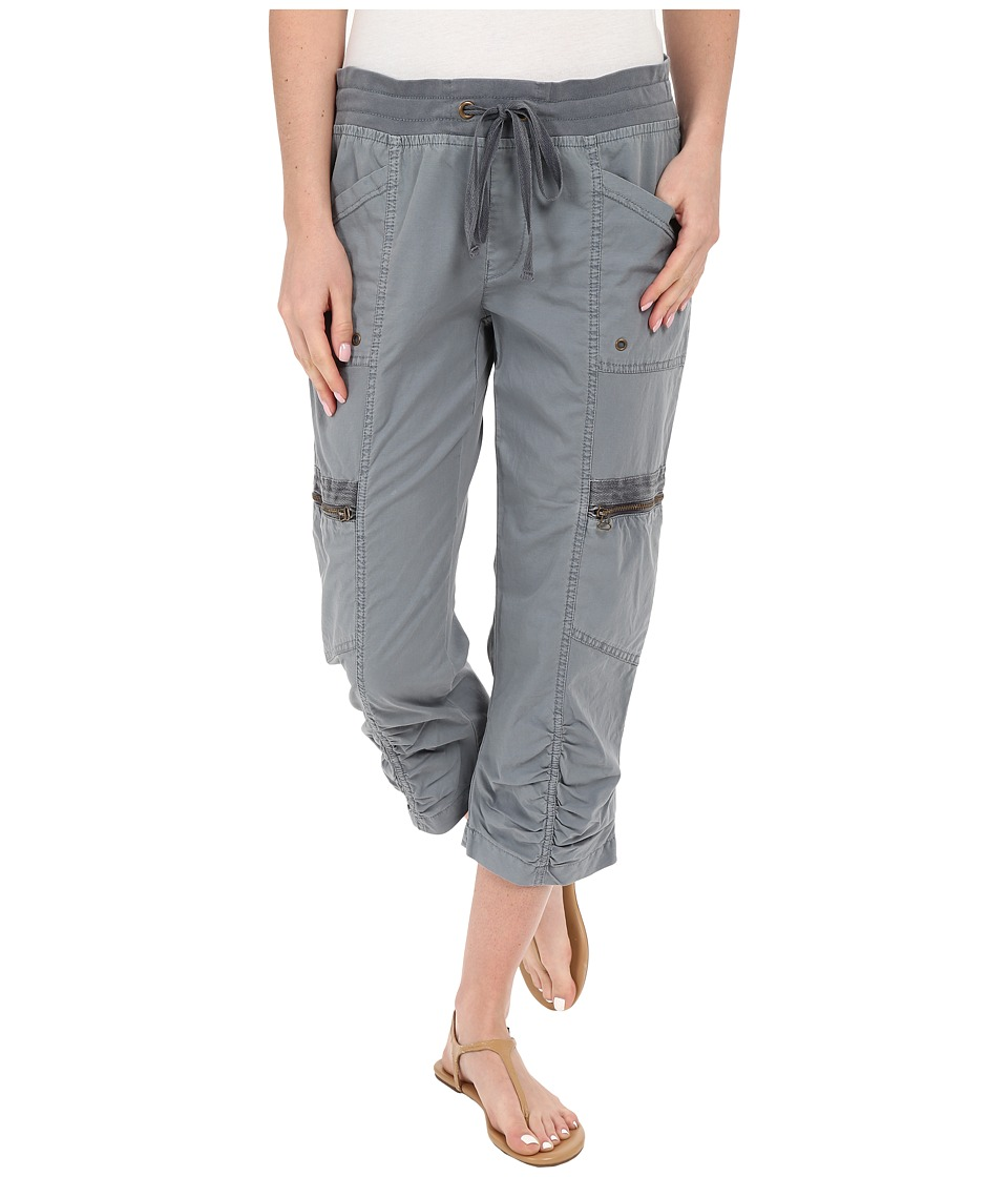 XCVI Emerson Crop Mallord Womens Casual Pants
