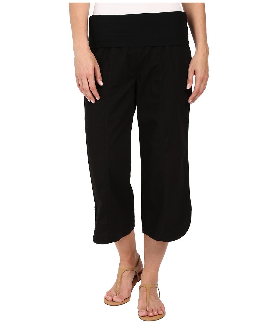 XCVI Harrison Culottes (Black) Women's Casual Pants
