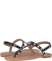 Armani Jeans - Shiny Leather Sandal with Studs