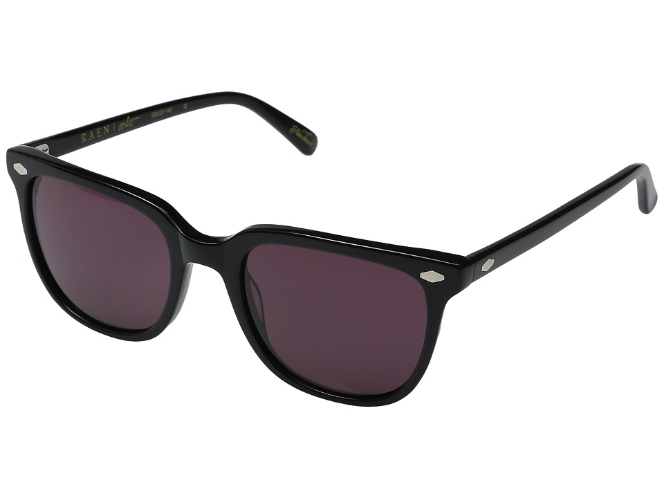 RAEN Optics Arlo Black Sport Sunglasses