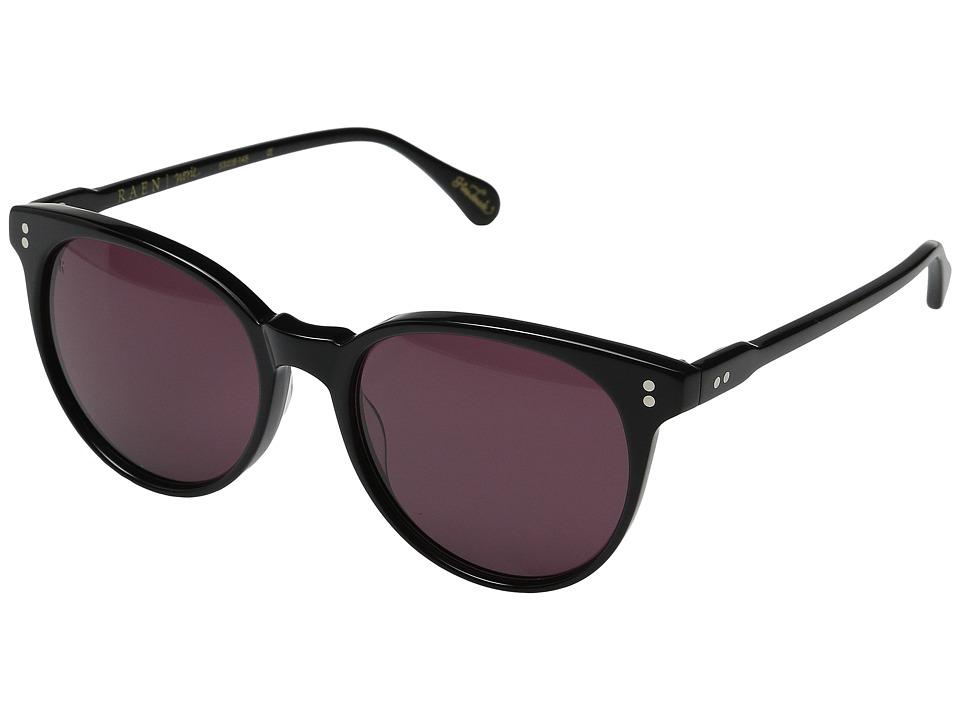 RAEN Optics Norie Black Polarized Fashion Sunglasses