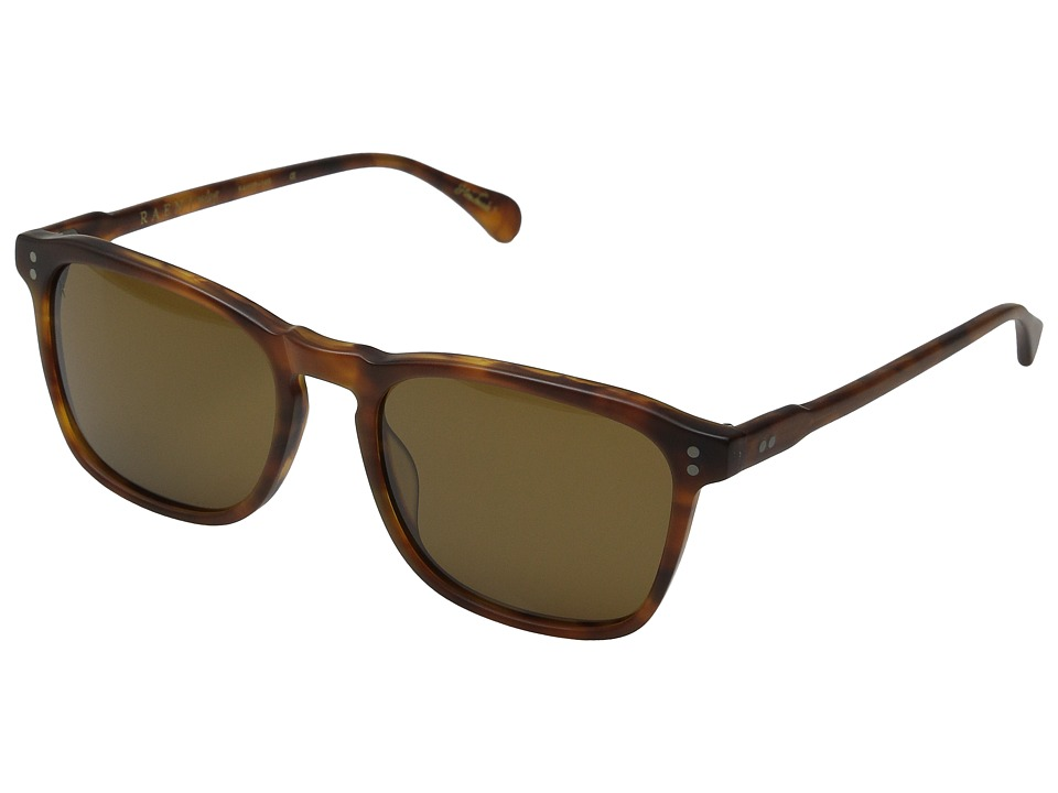 RAEN Optics Wiley Matte Rootbeer Polarized Fashion Sunglasses