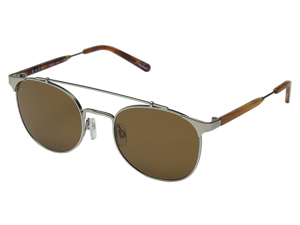 RAEN Optics Raleigh Matte Rootbeer Polarized Fashion Sunglasses