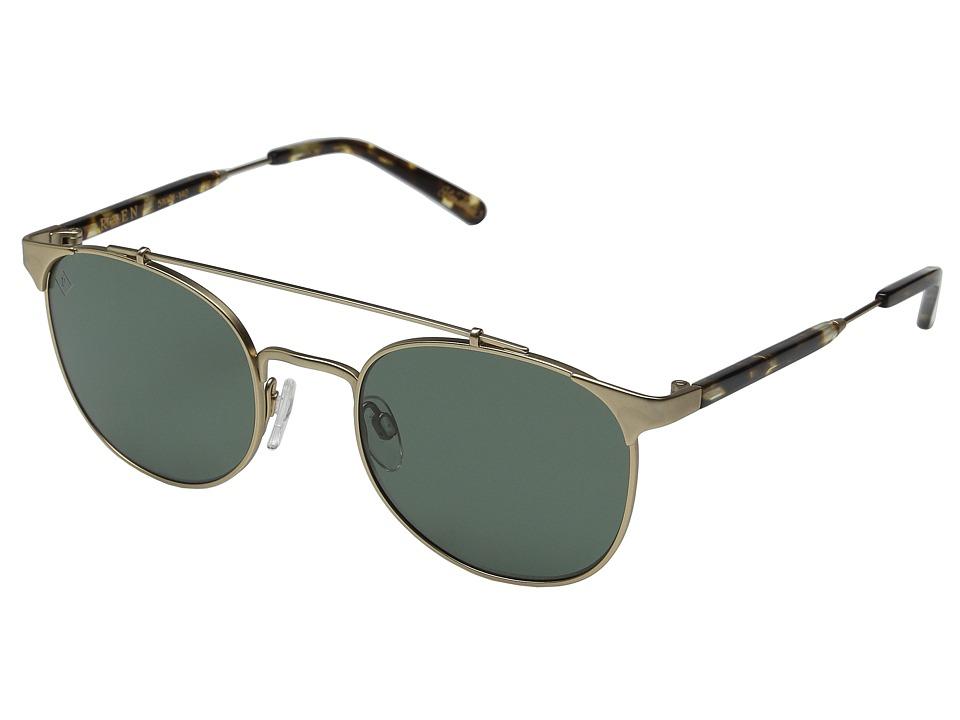 RAEN Optics Raleigh Brindle Tortoise Polarized Fashion Sunglasses