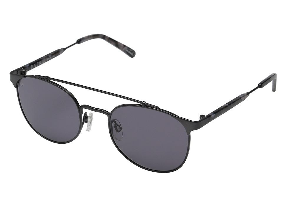 RAEN Optics Raleigh Matte Ripple Polarized Fashion Sunglasses