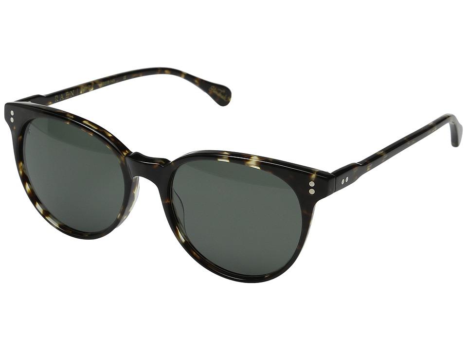 RAEN Optics Norie Brindle Tortoise Polarized Fashion Sunglasses