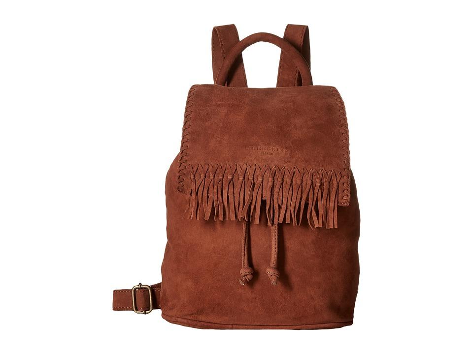 Liebeskind Grit Cognac Backpack Bags