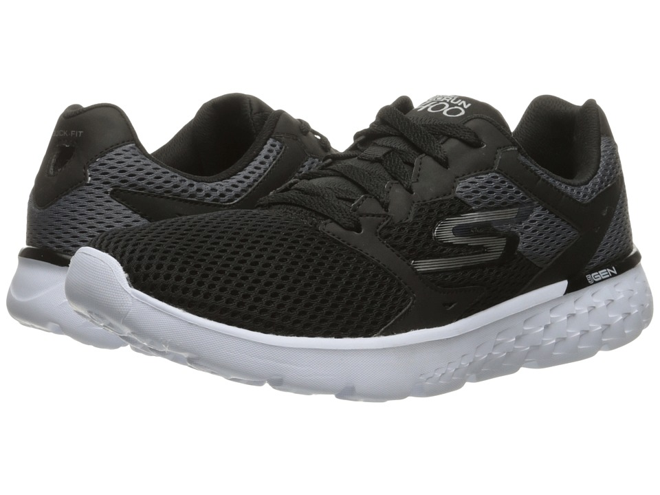 SKECHERS Go Run 400 (Black/White) Men