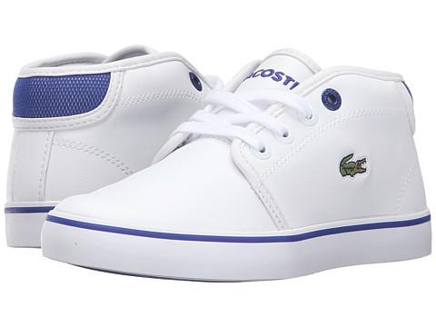 Lacoste Kids Ampthill 316 2 SPC (Little Kid) - White