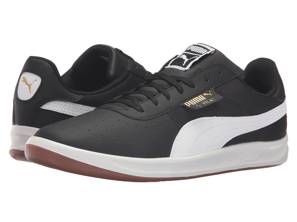 PUMA - G. Vilas 2 Core (Puma Black/Puma White) Men
