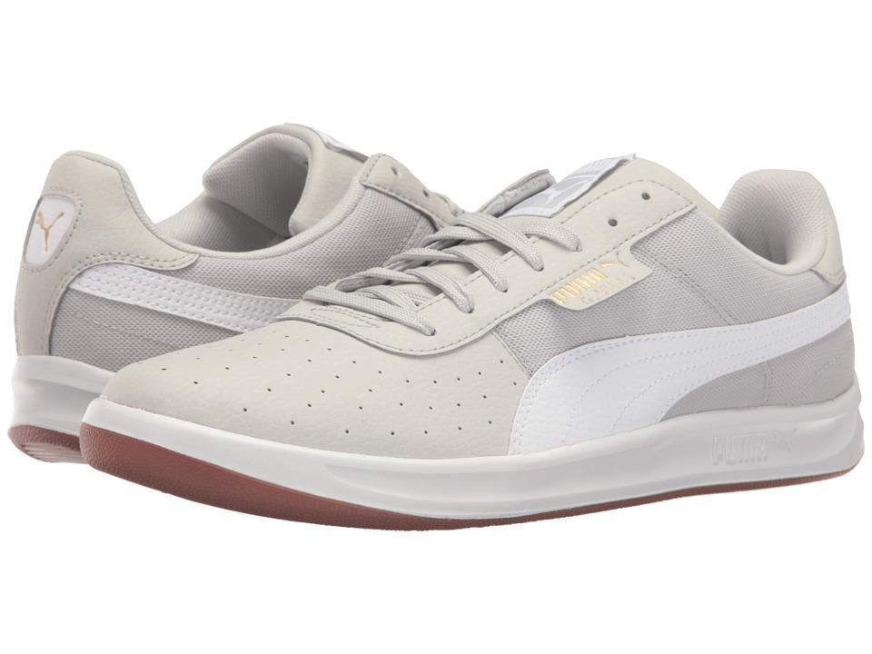 PUMA - G. Vilas 2 Core (Glacier Gray/Puma White) Men