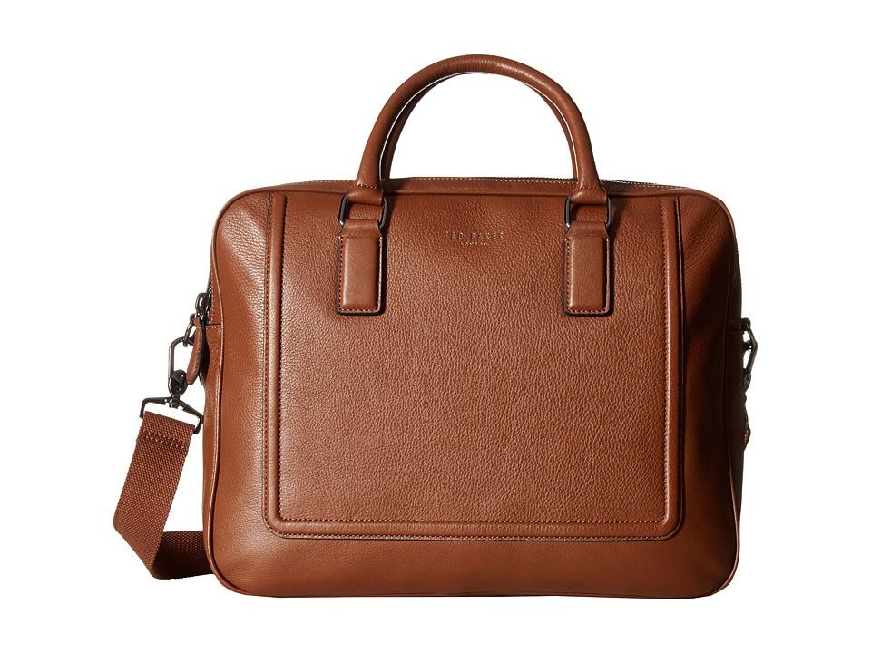 Ted Baker - Ragna (Tan) Messenger Bags