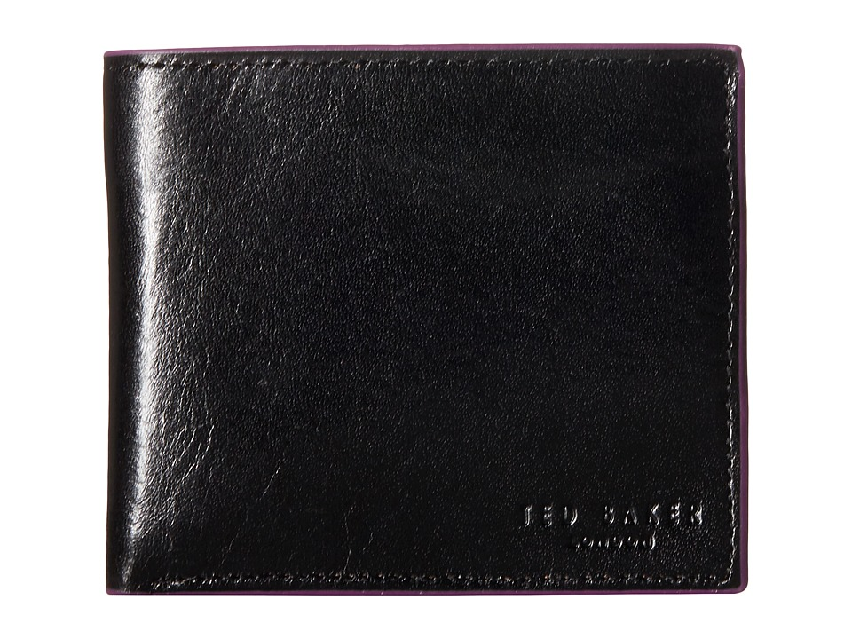 Ted Baker Paintin Black Wallet Handbags