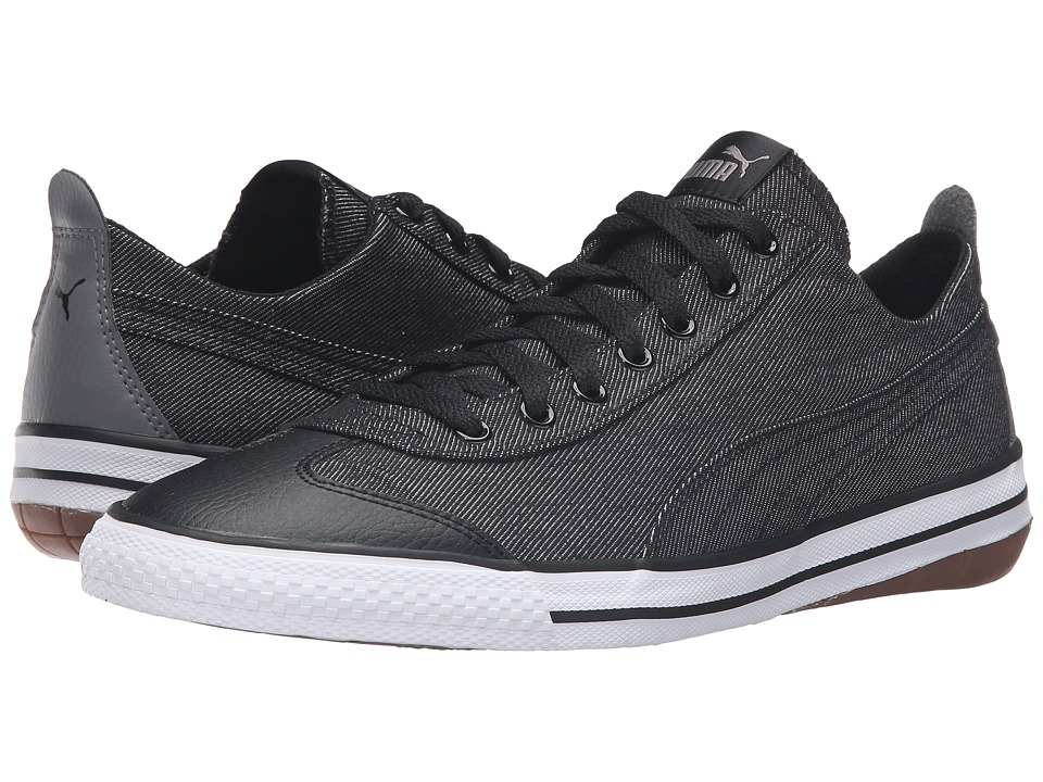 PUMA - 917 Fun Denim (Puma Black/Puma Black) Men