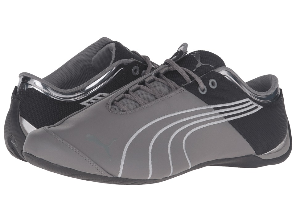 PUMA - Future Cat M1 Core (Steel Gray/Puma Black) Men