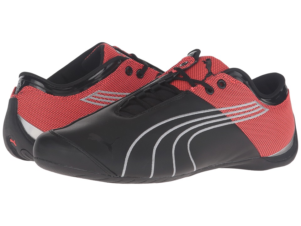 PUMA - Future Cat M1 Core (Puma Black/Red Blast) Men