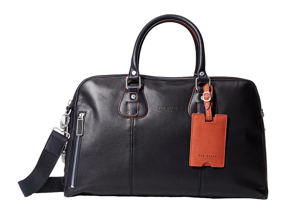 Ted Baker Tiktoc Navy Handbags