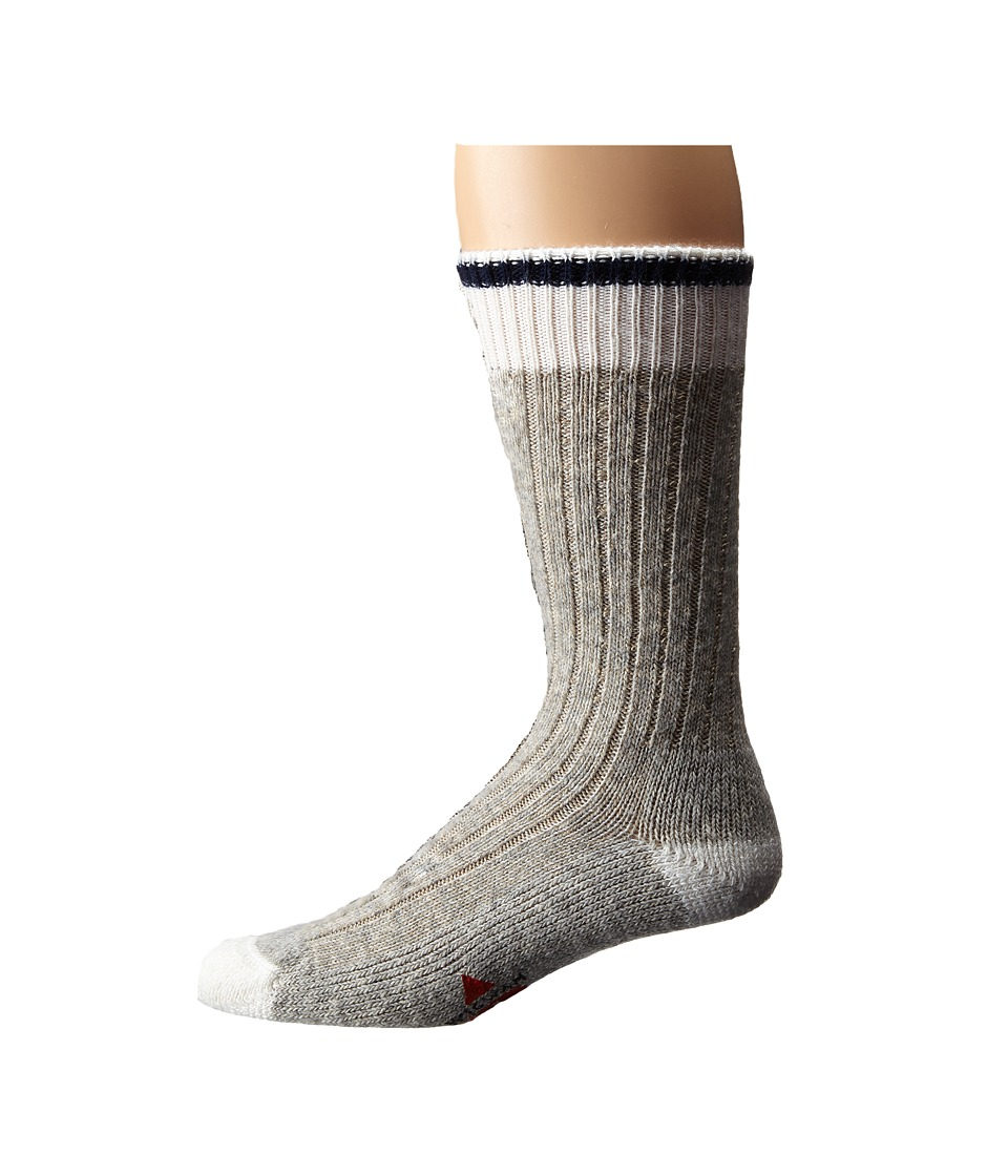 Wigwam - Hudson Bay Single Pack (Navy) Crew Cut Socks Shoes