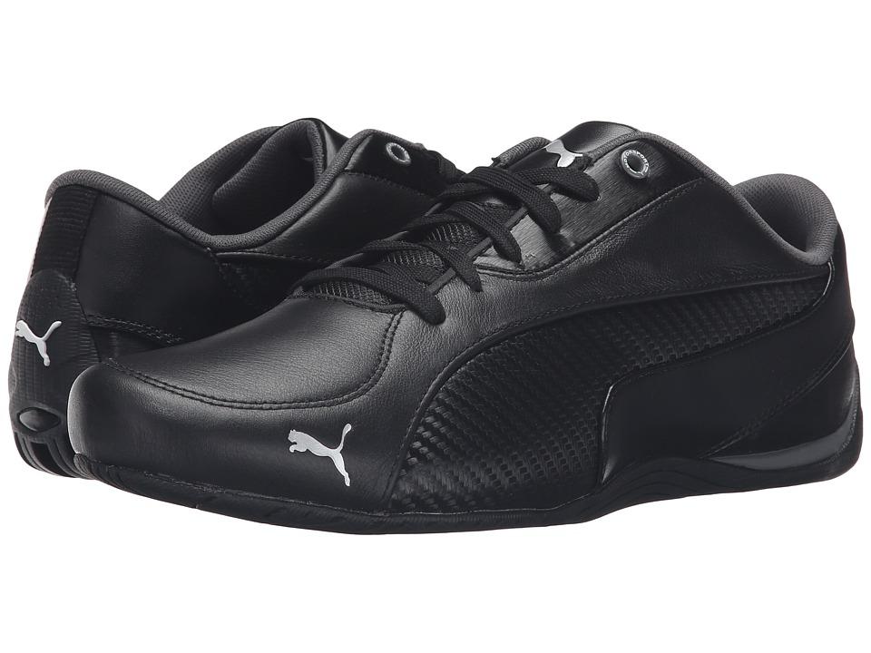 PUMA - Drift Cat 5 Carbon (PUMA Black) Men