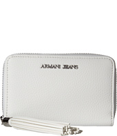 Armani Jeans - Bifold Wallet with Tassle Detail