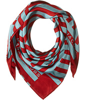 Marc Jacobs - Satin Stripe Bandana