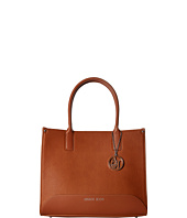 Armani Jeans - Small Tumbled Eco Leather Shopping Bag