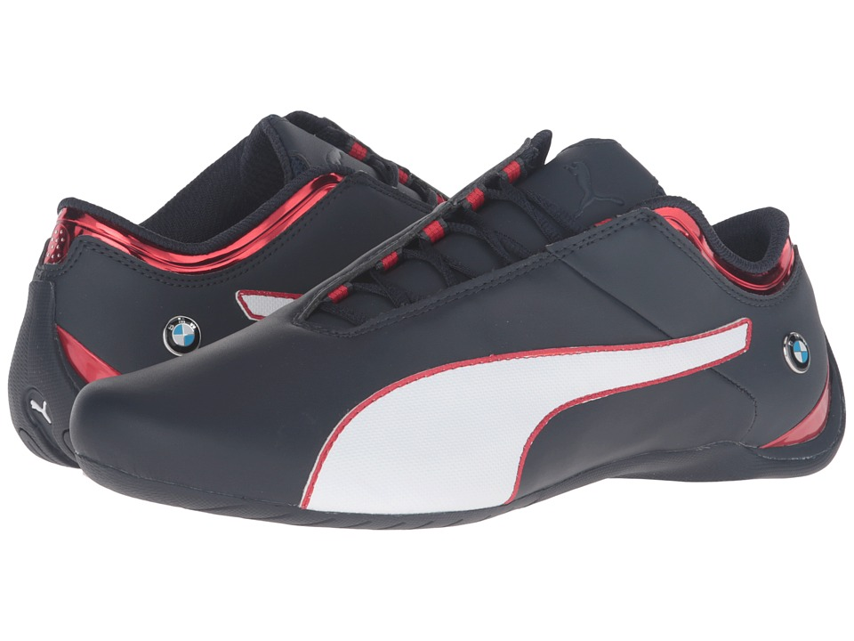 PUMA - BMW Future Cat S2 (Team Blue/Puma White) Men