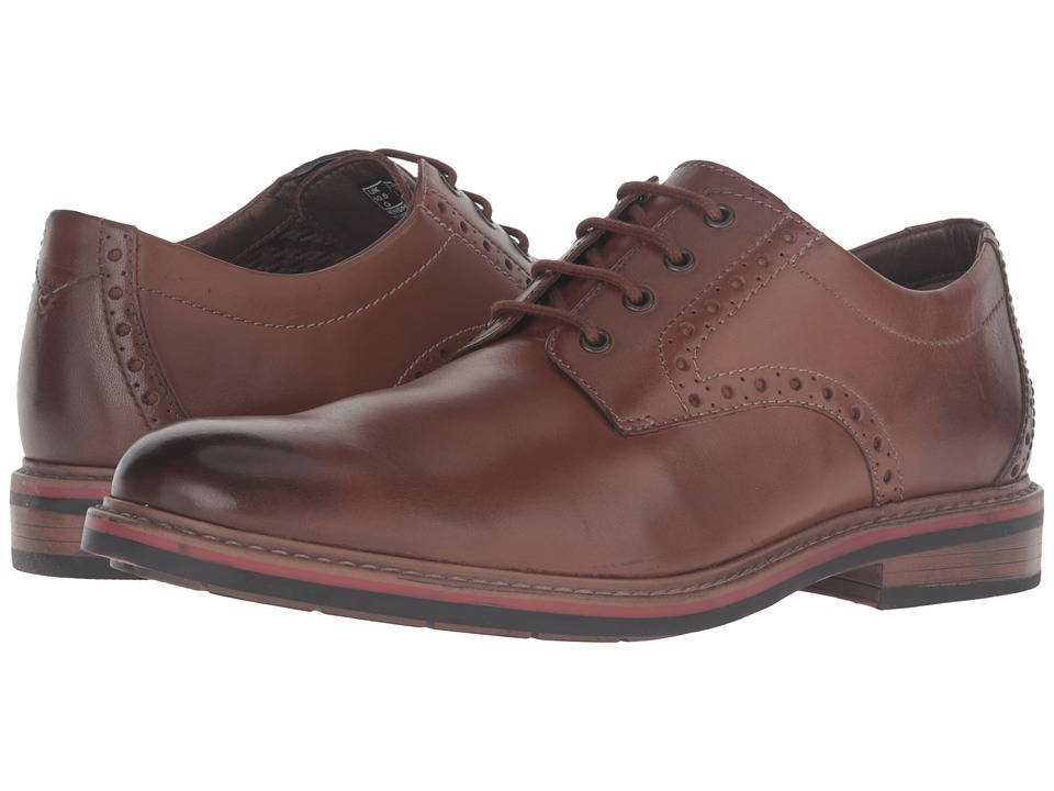 Bostonian - Melshire Plain (Tan Leather) Men