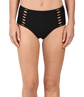 Amuse Society - Raquel Solid High Rise Bottom with Strapping Detail