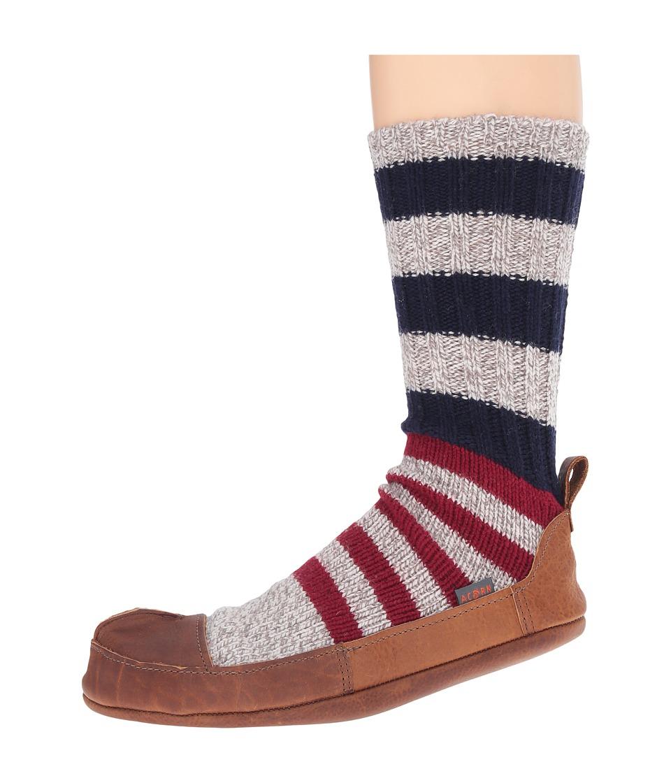 Acorn - Maine Slipper Sock