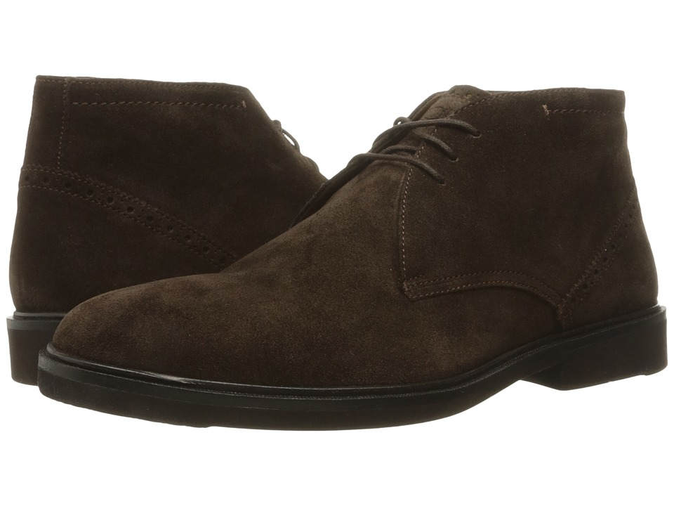 Florsheim Hamilton Chukka Boot (Brown Suede) Men