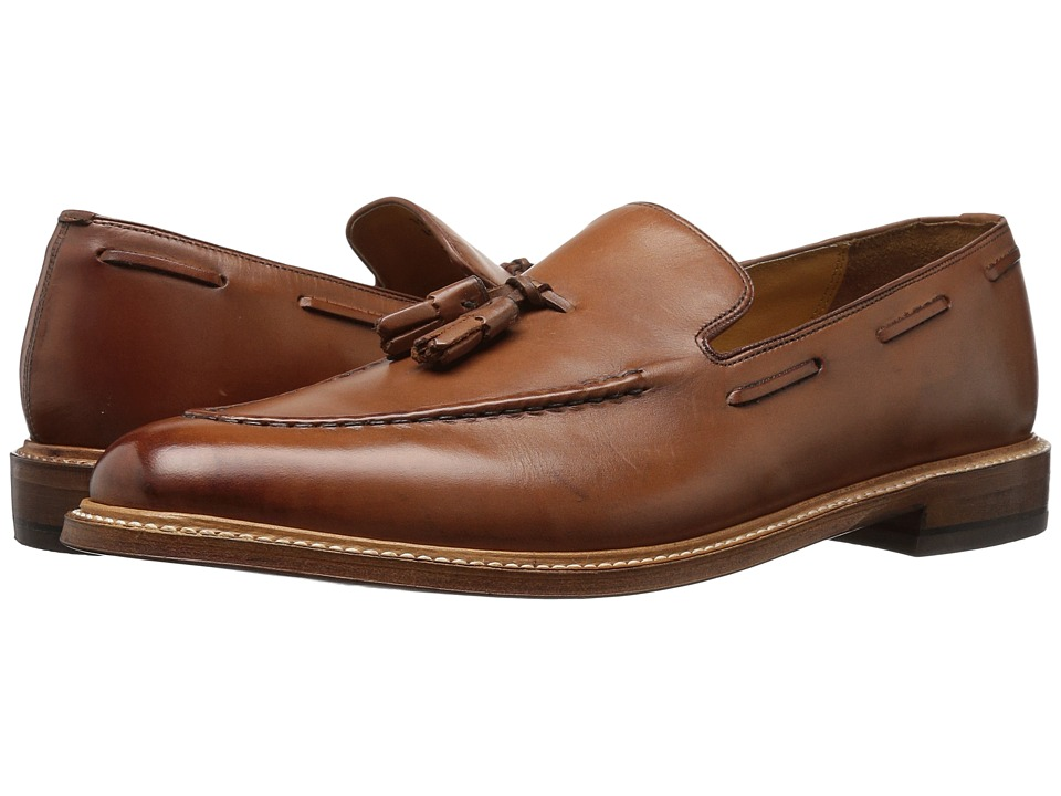 Florsheim Heritage Tassel Slip-On (Cognac Smooth) Men