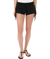Amuse Society - Jessia Shorts with Fringe Detail