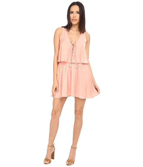 The Jetset Diaries Lotus Mini Dress