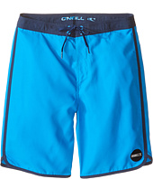 O'Neill Kids - Santa Cruz Scallop Boardshorts (Big Kids)