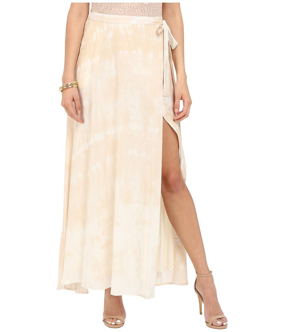 The Jetset Diaries Kingston Maxi Skirt Kingston Tie Dye Womens Skirt