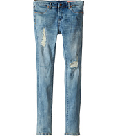 Blank NYC Kids - Denim Distressed Skinny Jeans in All Day (Big Kids)