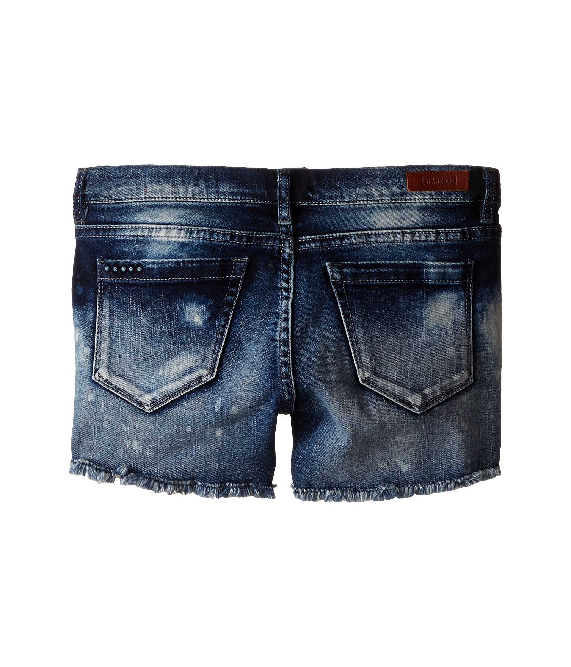 Blank NYC Kids Denim Cut Off Shorts in Rufus (Big Kids) - Zappos.com Free Shipping BOTH Ways