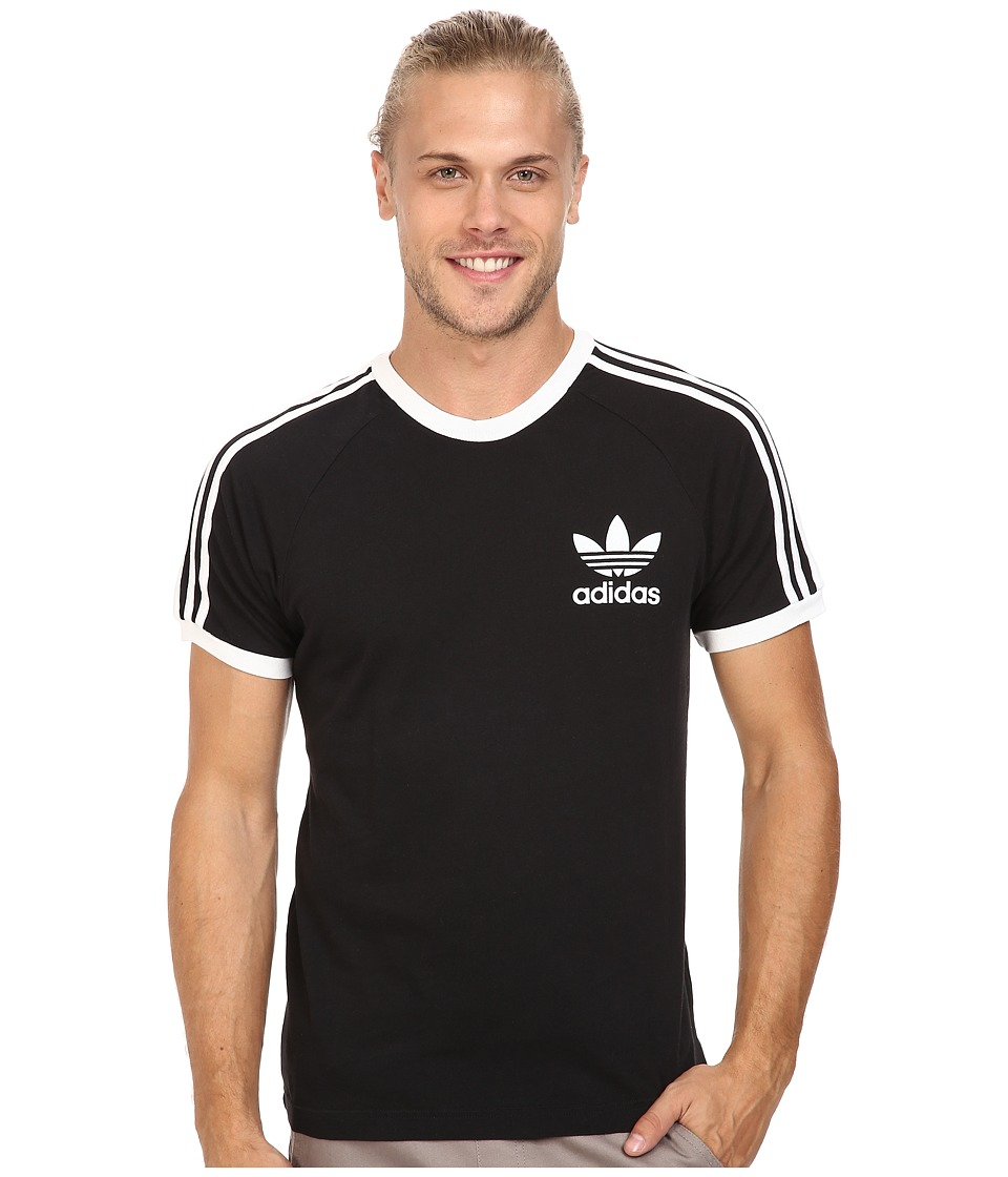 adidas Originals California Tee (Black) Men