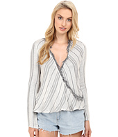 The Jetset Diaries - Las Rayas Wrap Top