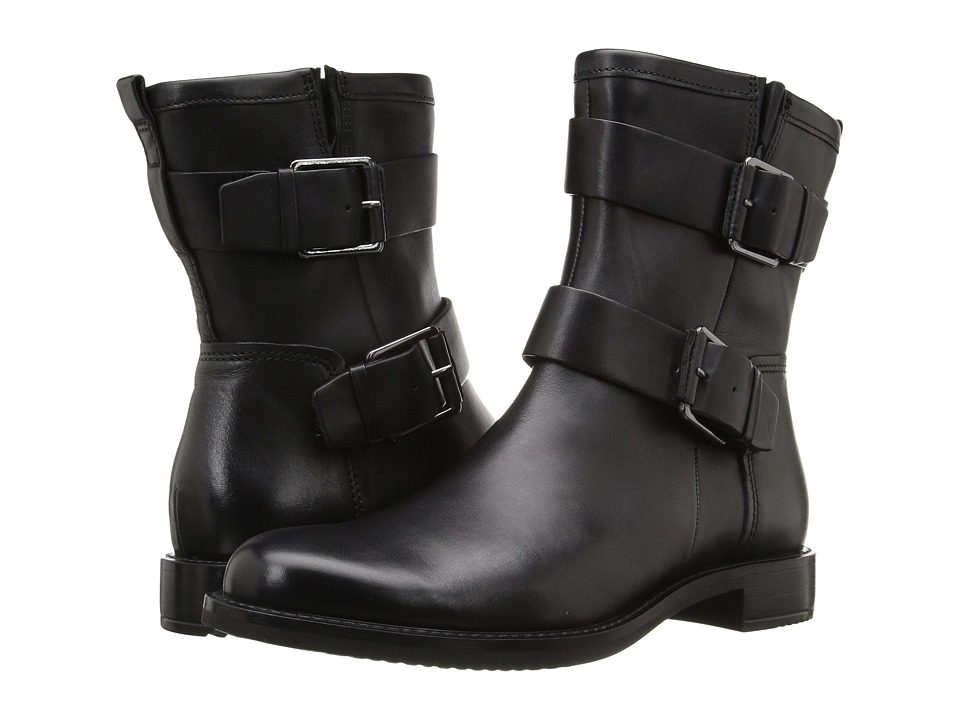 ECCO Shape 25 Boot (Black Cow Leather) Women